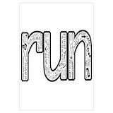 Running Wall Art