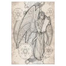 Archangel Metatron 16x20