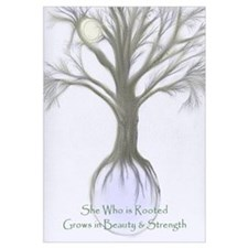 She Who is Rooted