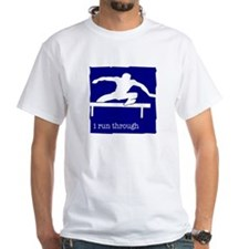 """i run through"" Shirt (Child - Adult 4X)"