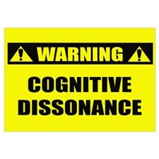 WARNING: Cognitive Dissonance
