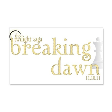 Breaking Dawn 2 20x12 Wall Decal