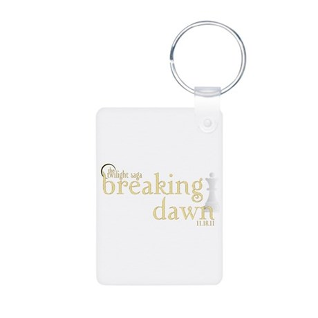 Breaking Dawn 2 Aluminum Photo Keychain