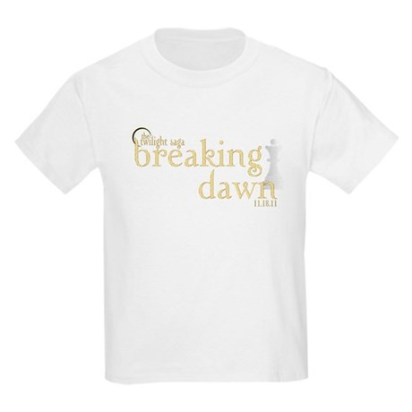 Breaking Dawn 2 Kids Light T-Shirt