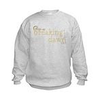 Breaking Dawn 2 Kids Sweatshirt
