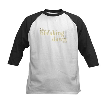 Breaking Dawn 2 Kids Baseball Jersey
