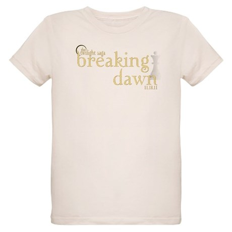 Breaking Dawn 2 Organic Kids T-Shirt