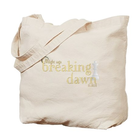 Breaking Dawn 2 Tote Bag