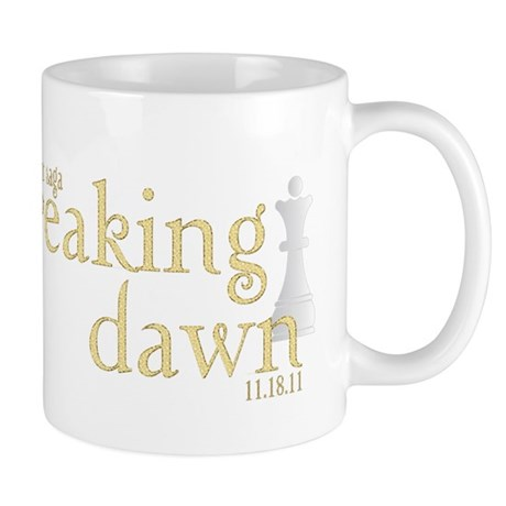 Breaking Dawn 2 Mug