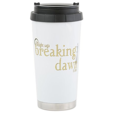 Breaking Dawn 2 Stainless Steel Travel Mug