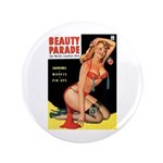 Beauty Parade Pin Up with Rose 3.5