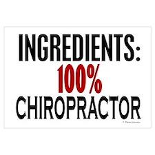 Ingredients: Chiropractor