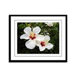 Beauty is Everywhere Framed Panel Print