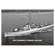 USS THADDEUS PARKER