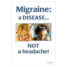 """Migraine: a DISEASE..."""