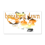Breaking Dawn 22x14 Wall Peel