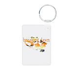 Breaking Dawn Aluminum Photo Keychain