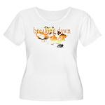 Breaking Dawn Women's Plus Size Scoop Neck T-Shirt