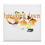Breaking Dawn Tile Coaster