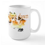 Breaking Dawn Large Mug