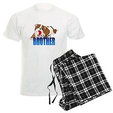 Bulldog Brother Pajamas