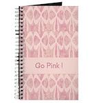 Go Pink Ribbon Journal