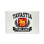 Tavastia Finland Rectangle Magnet