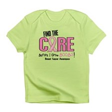 Before I Grow Boobs Breast Cancer Infant T-Shirt