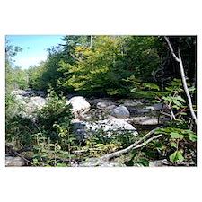 9X12 - Adirondack Stream 4