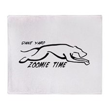 Dane Yard Zoomie Time Throw Blanket