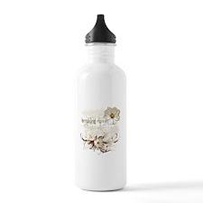 Breaking Dawn Floral Water Bottle
