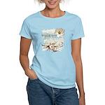 Breaking Dawn Floral Women's Light T-Shirt