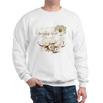 Breaking Dawn Floral Sweatshirt