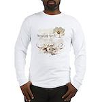 Breaking Dawn Floral Long Sleeve T-Shirt