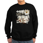 Breaking Dawn Floral Sweatshirt (dark)