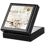 Breaking Dawn Floral Keepsake Box