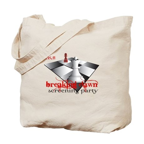 Breaking Dawn Screening Party Tote Bag