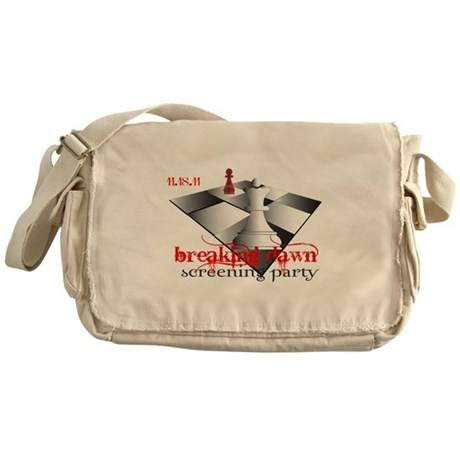 Breaking Dawn Screening Party Messenger Bag