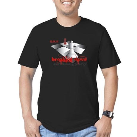 Breaking Dawn Screening Party Men's Fitted T-Shirt