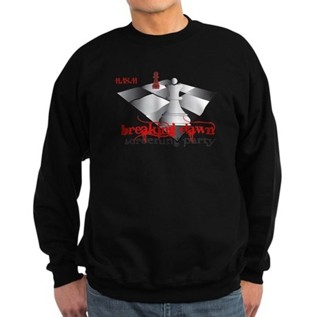 Breaking Dawn Screening Party Sweatshirt (dark)