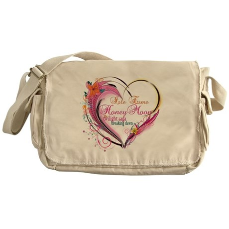 Isle Esme Honeymoon Messenger Bag