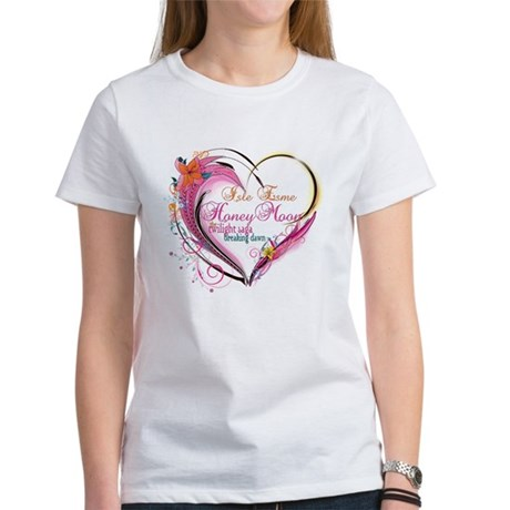 Isle Esme Honeymoon Women's T-Shirt