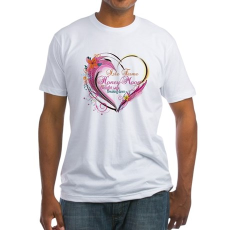 Isle Esme Honeymoon Fitted T-Shirt