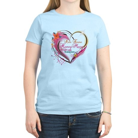 Isle Esme Honeymoon Women's Light T-Shirt
