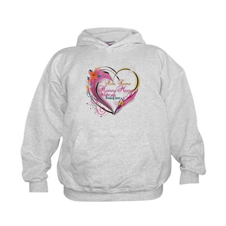 Isle Esme Honeymoon Kids Hoodie