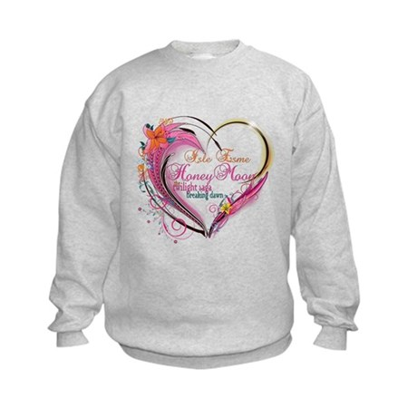 Isle Esme Honeymoon Kids Sweatshirt
