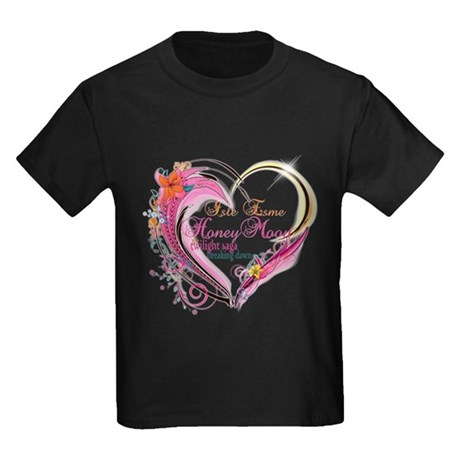 Isle Esme Honeymoon Kids Dark T-Shirt
