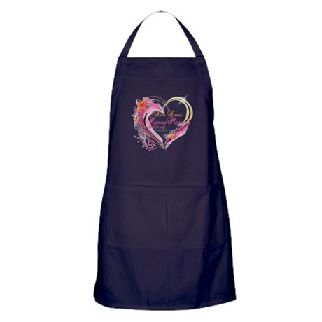 Isle Esme Honeymoon Apron (dark)