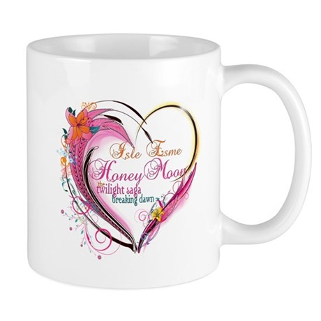 Isle Esme Honeymoon Mug