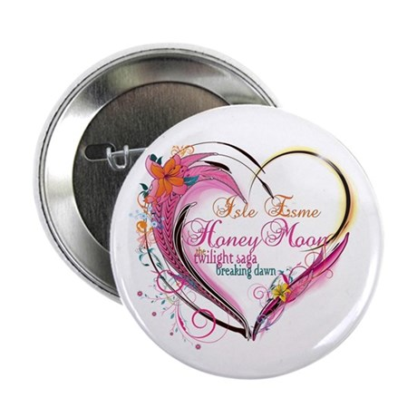 "Isle Esme Honeymoon 2.25"" Button"